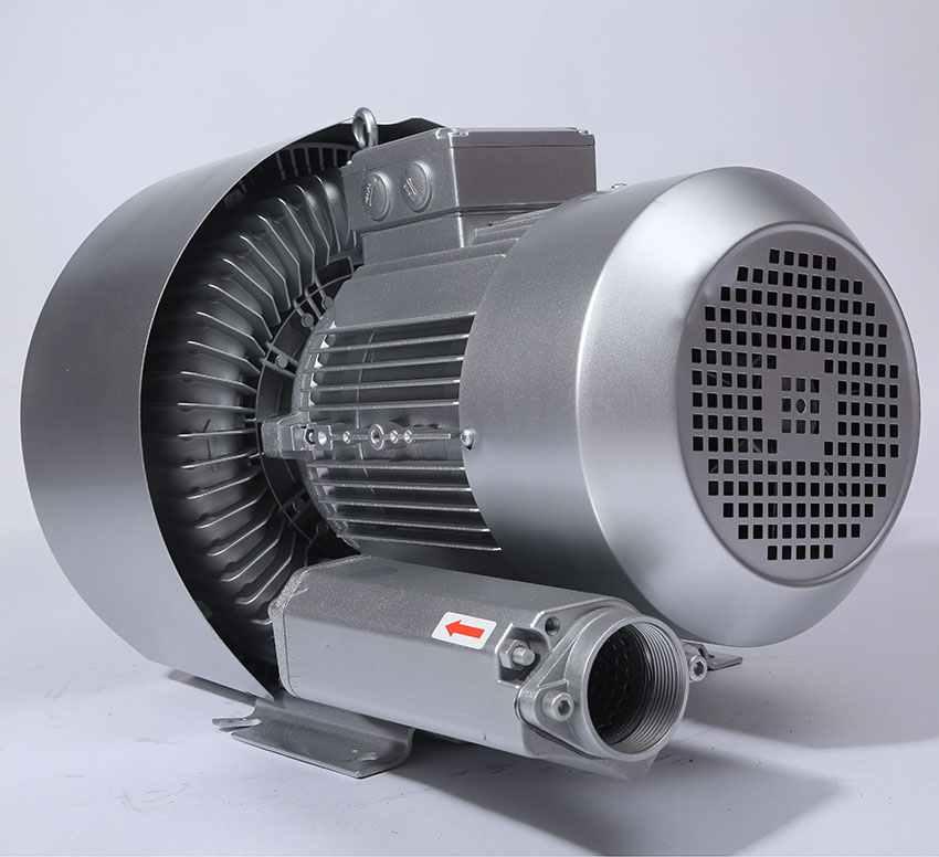 双段式漩涡式气泵